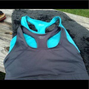 Bundle of two BCG  sports bra